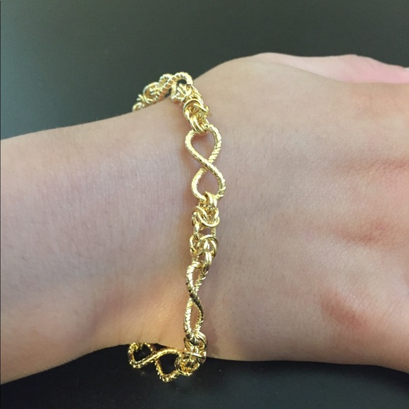 BYZANTINE AND INFINITY LINK BRACELET! WOW! Boutique
